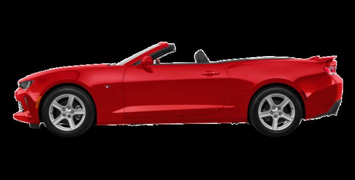 2018 Chevrolet Camaro convertible 1LS | Photo 4 | Red Hot