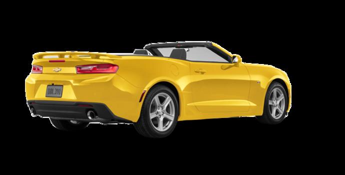 2018 Chevrolet Camaro convertible 1LS | Photo 5 | Bright Yellow