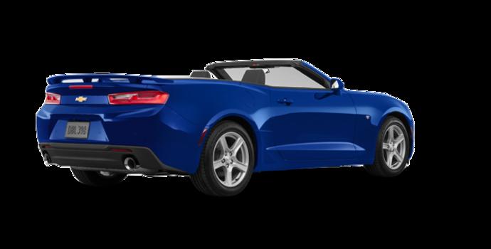2018 Chevrolet Camaro convertible 1LS | Photo 5 | Hyper Blue Metallic