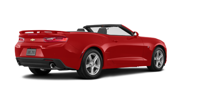 2018 Chevrolet Camaro convertible 2LT   Photo 5   Garnet Red Tintcoat
