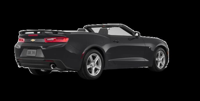 2018 Chevrolet Camaro convertible 2LT   Photo 5   Nightfall Grey Metallic