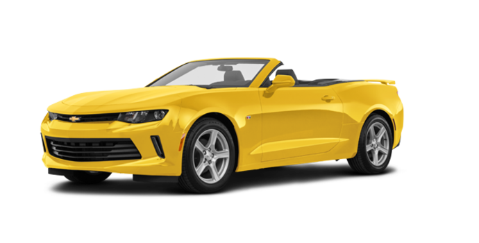 2018 Chevrolet Camaro convertible 2LT   Photo 6   Bright Yellow