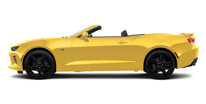 2018 Chevrolet Camaro convertible 2SS | Photo 4 | Bright Yellow