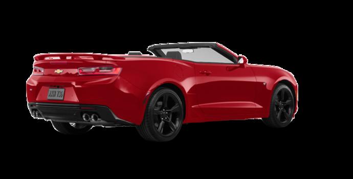 2018 Chevrolet Camaro convertible 2SS | Photo 5 | Garnet Red Tintcoat
