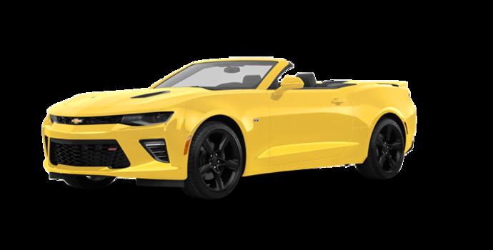 2018 Chevrolet Camaro convertible 2SS | Photo 6 | Bright Yellow