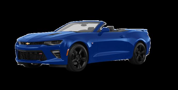 2018 Chevrolet Camaro convertible 2SS | Photo 6 | Hyper Blue Metallic