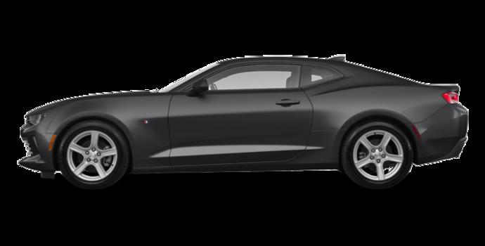 2018 Chevrolet Camaro coupe 1LS | Photo 4 | Nightfall Grey Metallic