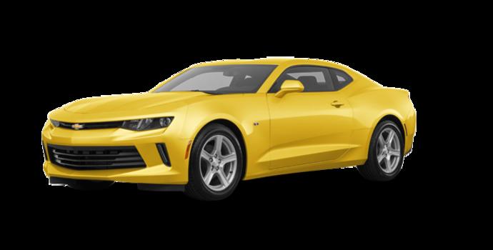 2018 Chevrolet Camaro coupe 1LS | Photo 6 | Bright Yellow