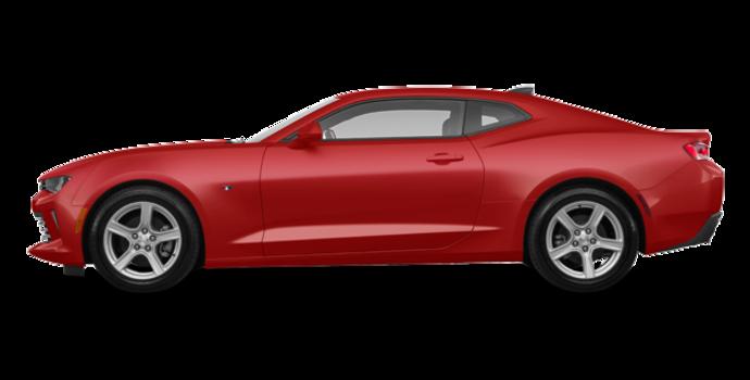 2018 Chevrolet Camaro coupe 1LT | Photo 4 | Garnet Red Tintcoat