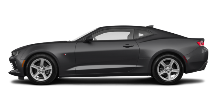 2018 Chevrolet Camaro coupe 1LT | Photo 4 | Nightfall Grey Metallic