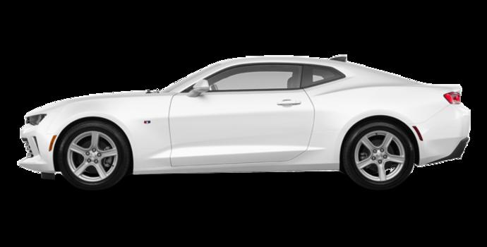 2018 Chevrolet Camaro coupe 1LT | Photo 4 | Summit White