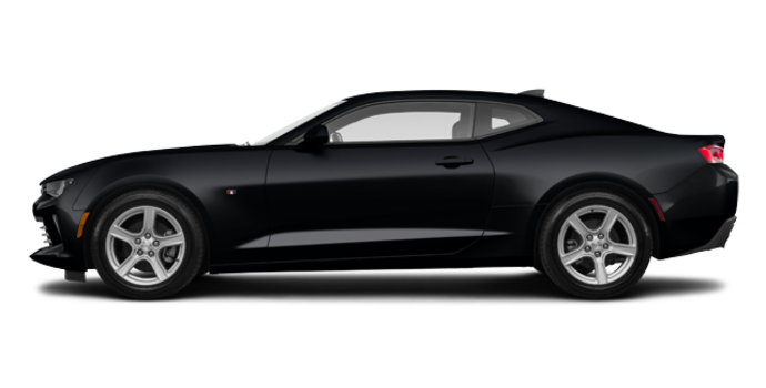 2018 Chevrolet Camaro coupe 1LT | Photo 4 | Black