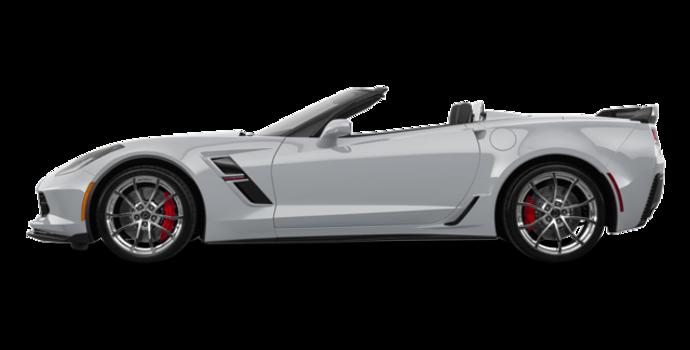2018 Chevrolet Corvette Convertible Grand Sport 1LT | Photo 4 | Blade Silver Metallic