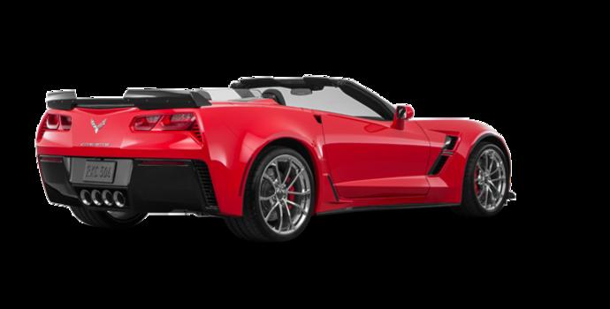 2018 Chevrolet Corvette Convertible Grand Sport 1LT | Photo 5 | Torch Red
