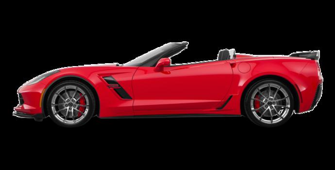 2018 Chevrolet Corvette Convertible Grand Sport 2LT | Photo 4 | Torch Red