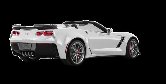 2018 Chevrolet Corvette Convertible Grand Sport 2LT | Photo 5 | Arctic White