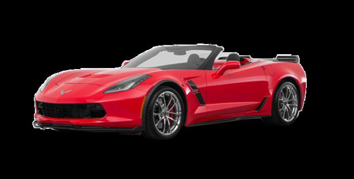 2018 Chevrolet Corvette Convertible Grand Sport 2LT | Photo 6 | Torch Red