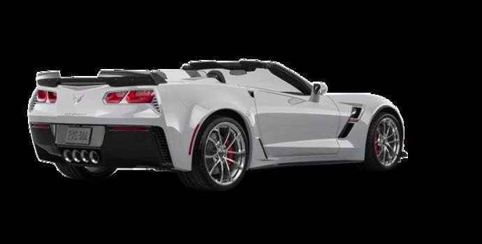 2018 Chevrolet Corvette Convertible Grand Sport 3LT   Photo 5   Blade Silver Metallic