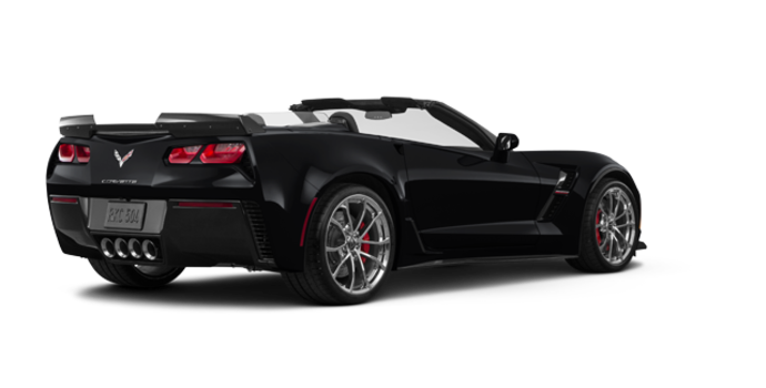 2018 Chevrolet Corvette Convertible Grand Sport 3LT   Photo 5   Black