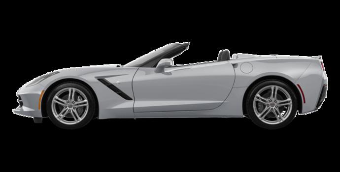 2018 Chevrolet Corvette Convertible Stingray 1LT | Photo 4 | Blade Silver Metallic
