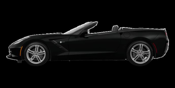 2018 Chevrolet Corvette Convertible Stingray 1LT | Photo 4 | Black