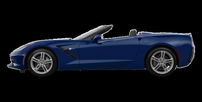 2018 Chevrolet Corvette Convertible Stingray 1LT | Photo 4 | Admiral Blue Metallic