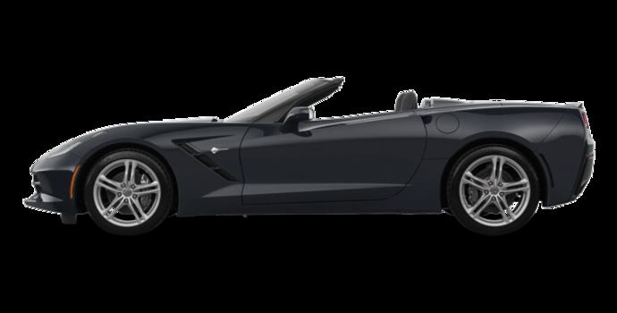 2018 Chevrolet Corvette Convertible Stingray 1LT | Photo 4 | Watkins Glen Grey Metallic