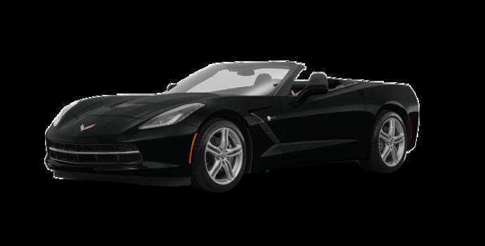 2018 Chevrolet Corvette Convertible Stingray 1LT | Photo 6 | Black
