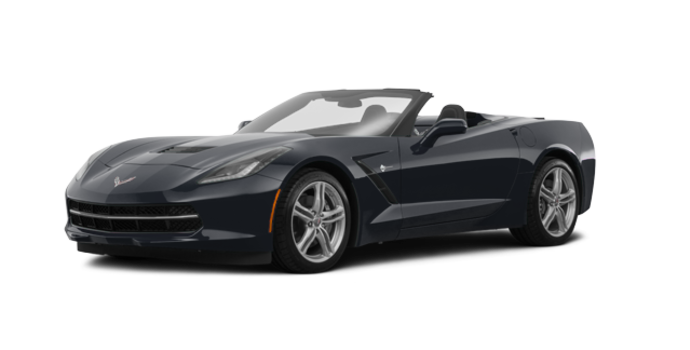 2018 Chevrolet Corvette Convertible Stingray 1LT | Photo 6 | Watkins Glen Grey Metallic
