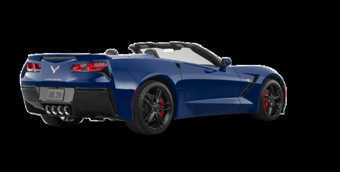2018 Chevrolet Corvette Convertible Stingray 2LT | Photo 5 | Admiral Blue Metallic