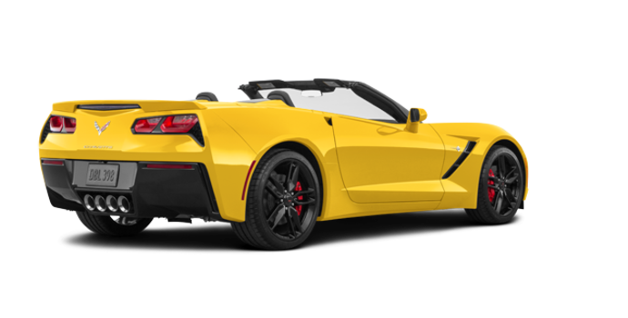 2018 Chevrolet Corvette Convertible Stingray 2LT | Photo 5 | Corvette Racing Yellow Tintcoat