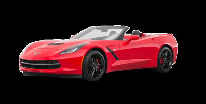 2018 Chevrolet Corvette Convertible Stingray 2LT | Photo 6 | Torch Red