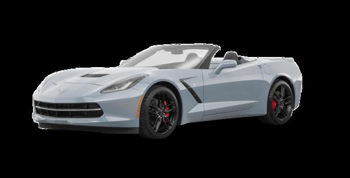 2018 Chevrolet Corvette Convertible Stingray 2LT | Photo 6 | Ceramic Matrix Grey Metallic