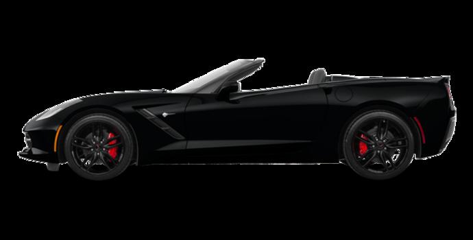 2018 Chevrolet Corvette Convertible Stingray Z51 1LT | Photo 4 | Black