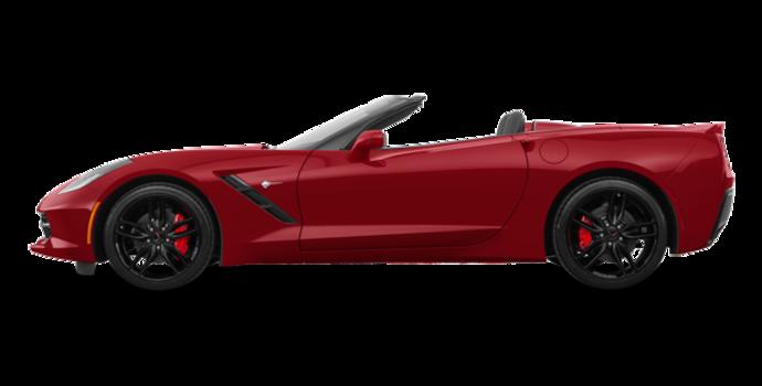 2018 Chevrolet Corvette Convertible Stingray Z51 1LT | Photo 4 | Long Beach Red Metallic Tintcoat