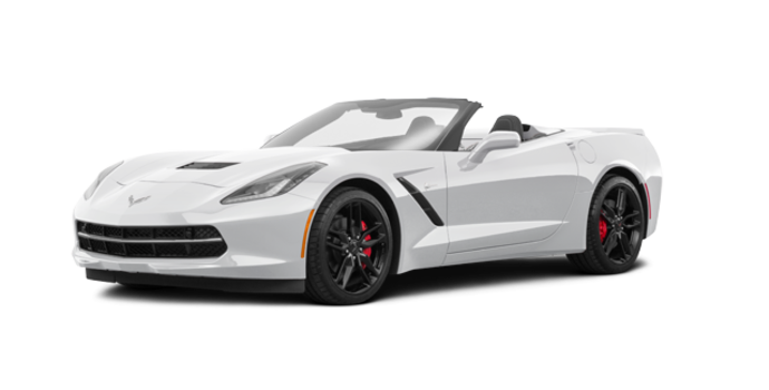 2018 Chevrolet Corvette Convertible Stingray Z51 1LT | Photo 6 | Arctic White