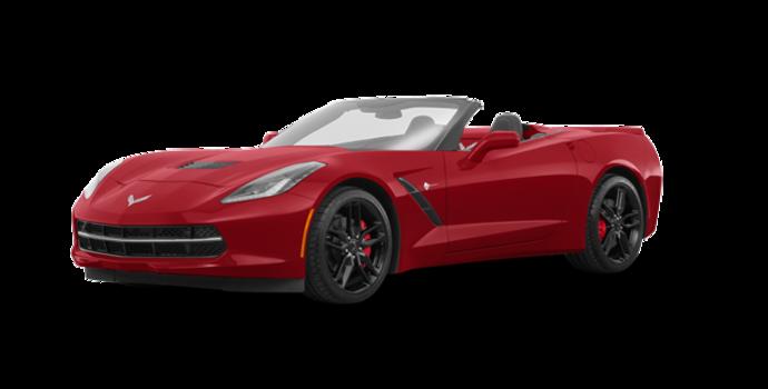 2018 Chevrolet Corvette Convertible Stingray Z51 1LT | Photo 6 | Long Beach Red Metallic Tintcoat