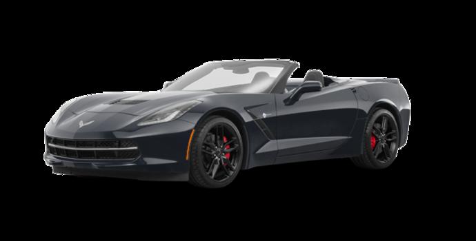 2018 Chevrolet Corvette Convertible Stingray Z51 1LT | Photo 6 | Watkins Glen Grey Metallic