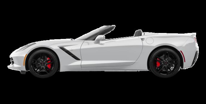 2018 Chevrolet Corvette Convertible Stingray Z51 3LT | Photo 4 | Arctic White