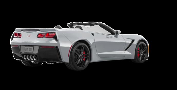 2018 Chevrolet Corvette Convertible Stingray Z51 3LT | Photo 5 | Blade Silver Metallic