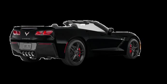 2018 Chevrolet Corvette Convertible Stingray Z51 3LT | Photo 5 | Black