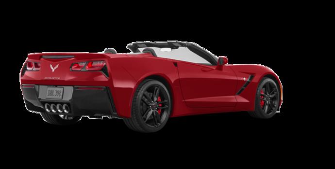2018 Chevrolet Corvette Convertible Stingray Z51 3LT | Photo 5 | Long Beach Red Metallic Tintcoat