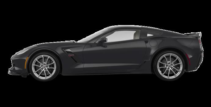 2018 Chevrolet Corvette Coupe Grand Sport 3LT | Photo 4 | Watkins Glen Grey Metallic