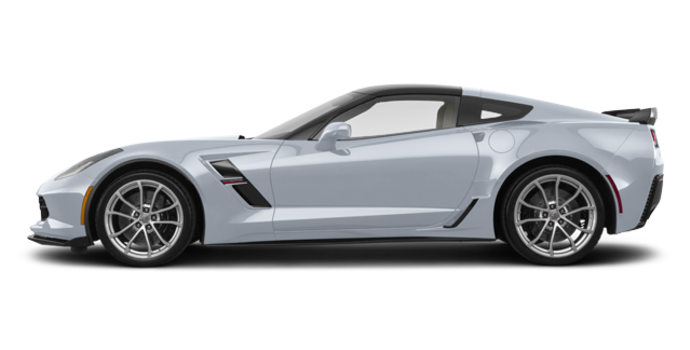 2018 Chevrolet Corvette Coupe Grand Sport 3LT | Photo 4 | Ceramic Matrix Grey Metallic