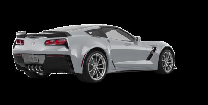 2018 Chevrolet Corvette Coupe Grand Sport 3LT | Photo 5 | Blade Silver Metallic