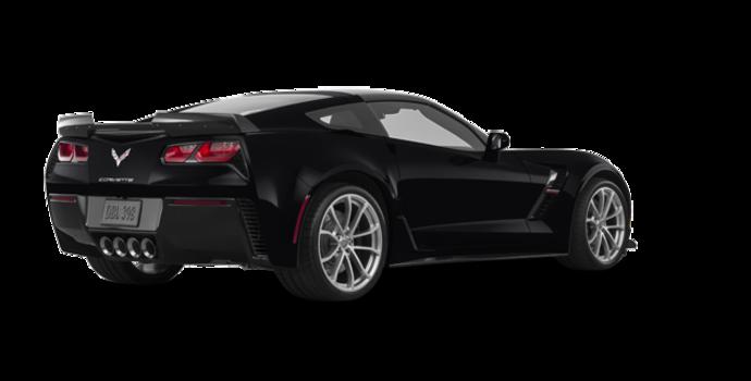 2018 Chevrolet Corvette Coupe Grand Sport 3LT | Photo 5 | Black
