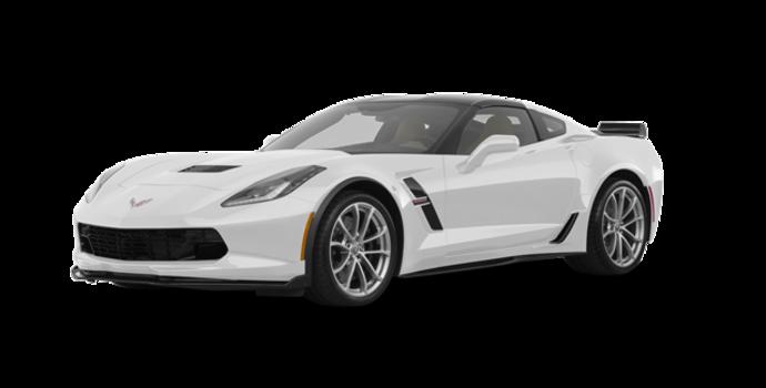 2018 Chevrolet Corvette Coupe Grand Sport 3LT | Photo 6 | Arctic White