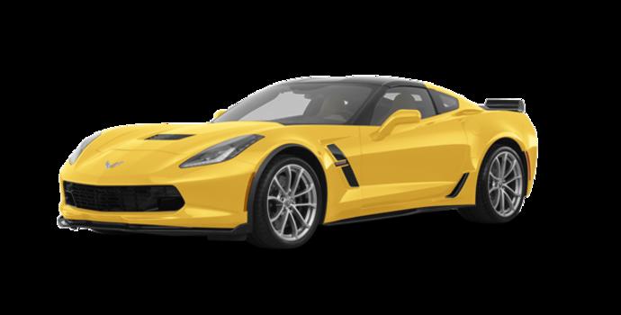 2018 Chevrolet Corvette Coupe Grand Sport 3LT | Photo 6 | Corvette Racing Yellow Tintcoat