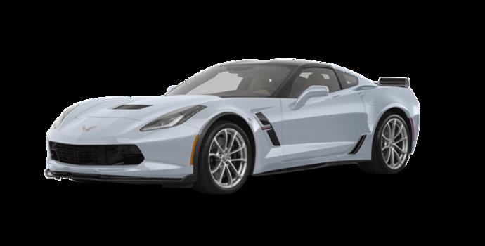 2018 Chevrolet Corvette Coupe Grand Sport 3LT | Photo 6 | Ceramic Matrix Grey Metallic
