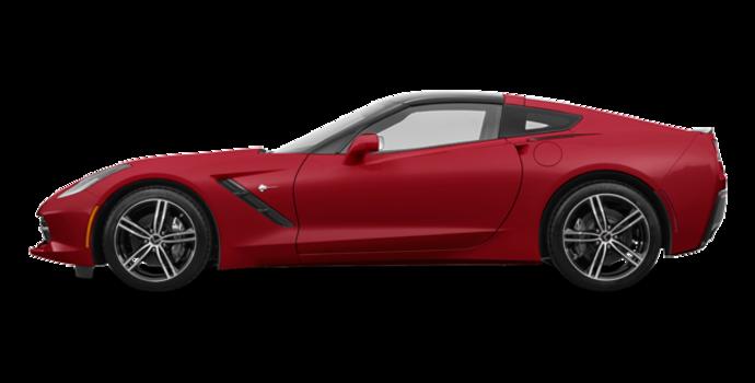 2018 Chevrolet Corvette Coupe Stingray 3LT | Photo 4 | Long Beach Red Metallic Tintcoat